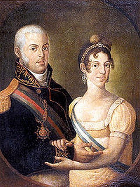 Carlota Joaquina e D. João