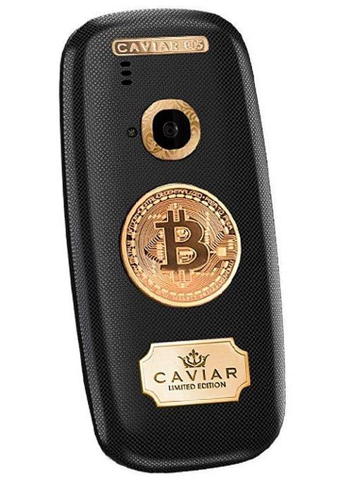 Nokia 3310 homenageia Bitcoin