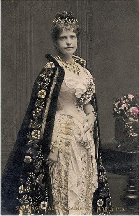 D. Maria Pia de Sabóia