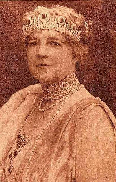 Broche da Rainha D. Amélia
