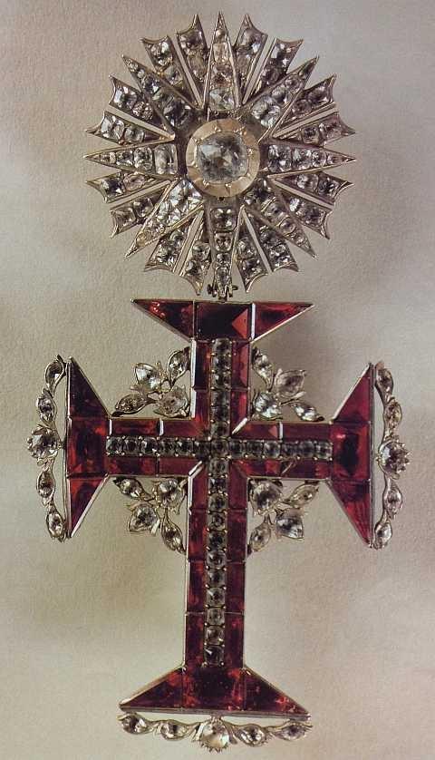 Insígnia de Cavaleiro da Ordem de Cristo