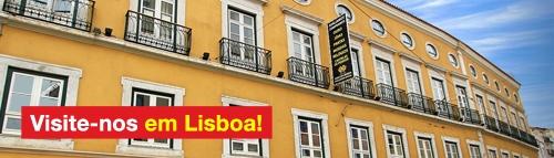 Visite-nos em Lisboa
