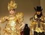 Vestido que vale ouro