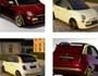 "Fiat 500 ""La olce Vita"""