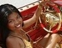 Mercedes SLR Red Gold